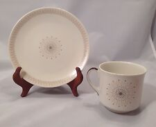 ROYAL DOULTON - Morning Star - TC1026 - CUP & SAUCER - 1033 Made In England