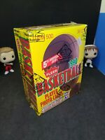 1990 Fleer Basketball Wax Box • From a Sealed Case • FASC • BBCE Wrap • Jordan