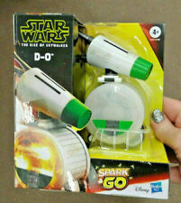 NWT! Star Wars Spark & Go Rise of Skywalker D-0 Droid Disney Hasbro Gift Toy NEW