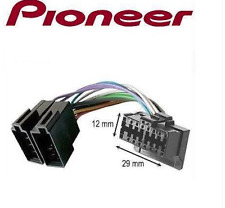 CABLE ISO ADAPTATEUR AUTORADIO PIONEER 16 PIN  DEH-P4400R P4400RB P6300R P6400R
