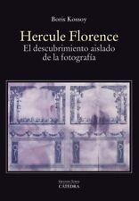 HERCULE FLORENCE. NUEVO. Nacional URGENTE/Internac. económico. ARTE, ARQUITECTUR
