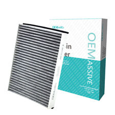 OEMASSIVE Car Activated Carbon Cabin Air Filter For Ford Focus C-Max Escape