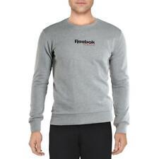 Reebok мужской классический золотой фитнес беговые тренировочные толстовка спортивные bhfo 3137