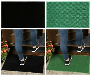 Elanji Pattern Condor Door Mat Shoe Mud Scraper Home Entrance Floor Mats Outdoor