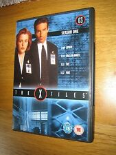 The X Files Season One DVD 4 Episodes  {Mulder and Scully}