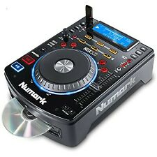 Numark NDX500 | Stand Alone USB / CD Player and Software Controller with Touc...