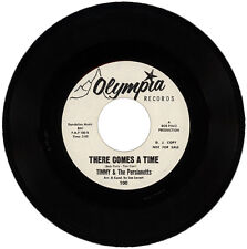 """TIMMY & THE PERSIANETTS  """"THERE COMES A TIME c/w TIMMY BOY""""  DEMO  NORTHERN SOUL"""