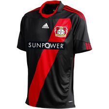 Trikot Adidas Bayer 04 Leverkusen 2011-2012 Home [Größe XXL] Fussball