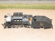 Mantua HO 0-4-0 Goat Camelback Steam Locomotive & Tender RUNS