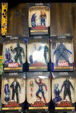 Marvel Legends Captain Marvel Kree Sentry BAF Wave Complete 7 Figure Set New