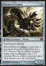 Wurmcoil Engine // FOIL // Presque comme neuf // Scars of Mirrodin // Engl. // Magic Gathering