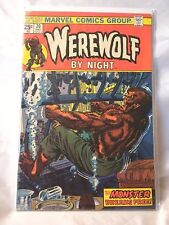 Werewolf By Night #20 (Marvel 1976) FN+ (6.5) Bronze Age Horror