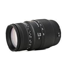 Sigma 70-300 mm f4-5.6 DG Macro Macro y Objetivo con zoom para Nikon