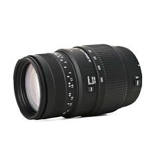 Sigma 70-300 mm f4-5.6 DG Macro Macro e Obiettivo zoom per Nikon