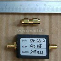 BPF-GPS-DC GPS Filter 1575.42M GPS Bandpass Filter BPF for GPSDO B-buy