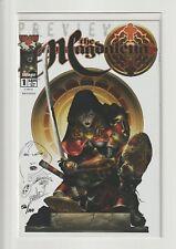 MAGDALENA/BLOOD LEGACY: PREVIEW #NN NM FLIP COVER *ORIGINAL SKETCH/SIGNED* 1/100