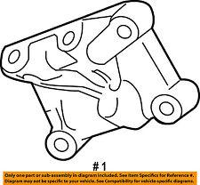 CHRYSLER OEM-Engine Motor Mount-Front Right 4578154AC