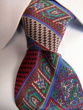 Men's Burberrys Silk Tie Made in England A27452
