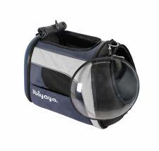 Ibiyaya Explorer Plus Cat and Dog Backpack Pet Carrier with Transparent Window -
