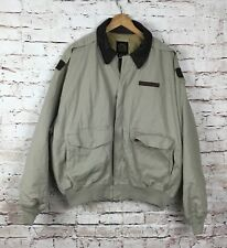 Avirex Ltd USA Type A-2 WWII Army Air Force Flight Jacket Mens Size 2XL