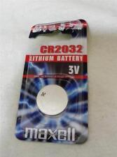 Batterie monouso a Maxell per articoli audio e video