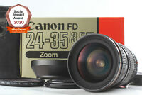 [Mint in Box] CANON ZOOM LENS New FD NFD 24-35mm F3.5 L Lens From JAPAN