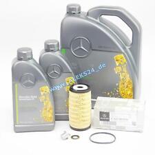 Original Mercedes Service Inspektion Ölwechsel C-Klasse W205 C180 C200 BlueTec