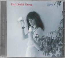 PATTI SMITH - Wave - CD - Arista - BMG - 07822-18829-2 - Rock - Europe