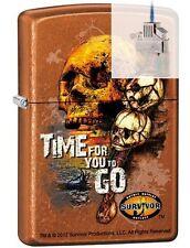 Zippo 1531 survivor tv show time Lighter & Z-PLUS INSERT BUNDLE