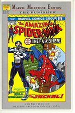 AMAZING SPIDER-MAN #129 STAN LEE COA SIGNED MARVEL MILESTONE  REPRINT NOT CGC SS