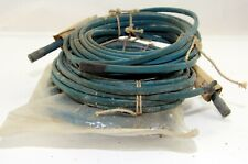 Lot of three off 2 pin transducer cables (GB4)