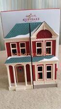 Hallmark 2014 Victorian Dollhouse Club Member Repaint Christmas Ornament