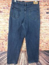 OPEN TRAILS Mens Jeans Straight Leg 5 Pocket Denim 35 x 31.5 (tag has 38x32) B49