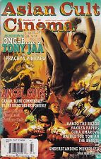 ASIAN CULT CINEMA NUMBER 47 2005 TONY JAA ANGEL CUTS HANZO THE RAZOR THE BEASTS