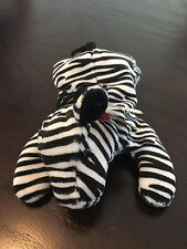 Ziggy The Zebra Ty Beanie baby.  Very Rare, MWMT Museum Quality and New.