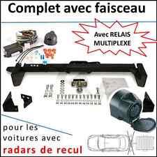ATTELAGE Fiat Ducato 1994-2002 / 2003-2006 faisceau 13 br relais radars de recul
