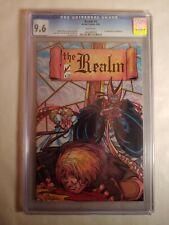 The Realm 4 CGC 9.6 (NM+). 1st Deadworld, Vince Locke, Arrow