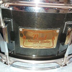 """Pearl Masters Studio Birch Snare Drum 14"""" x 5.5"""""""