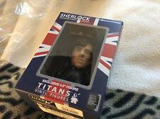 Sherlock the baker street collection  Sherlock, open coat  4.5 inch Vinyl figure