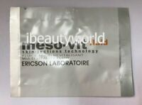 3pcs x Paris ERICSON LABORATOIRE Multi Vitality Fluid Sample