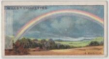 Rainbow Reflection Refraction Dispersion Of Light 95+ Y/O Trade Ad Card