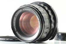 【MINT+++】Pentax 6x7 SMC Takumar 105mm f/2.4 MF Lens For 67 II from Japan D088J
