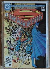 The Man of Steel (1986 DC Ltd Series) Batman Appearance, Byrne & Giordano VF-
