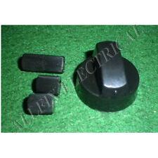 Handy Gas or Electric Stove Black Control Knob - Part No. KNB35
