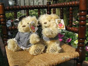 Metro Soft Toys UK Megan & Thomas The Twins LE 771