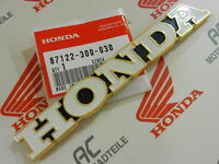 Honda CB550 CB 550 Four K0-K2 Tank Emblem Tankemblem fuel tank badge emblem SOHC