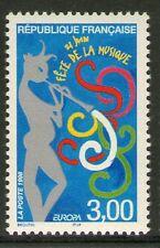 TIMBRE 3166 NEUF XX LUXE - FETE DE LA MUSIQUE