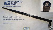 1 9dBi RP-TNC Dual Band WiFi Antenna Cisco Router 871W-G-E-K9 Air-AP1252AG-A-K9