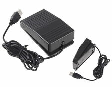USB Game Foot Control Keyboard Action Switch Pedal HID - UK seller #464