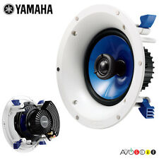 "Yamaha NS-IC600 In-Ceiling Speaker 6.5"" 2-Way Bezel-Less Speakers  (Refurb)"
